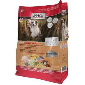 Mac's Soft Kylling & Laks 1.5kg Hundefor