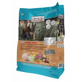 Mac's Soft Chicken Duck Turkey 1.5kg Hundefor
