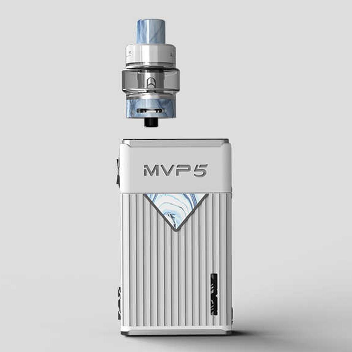 INNOKIN MVP5 120W Mod Hvit - 5200mAh
