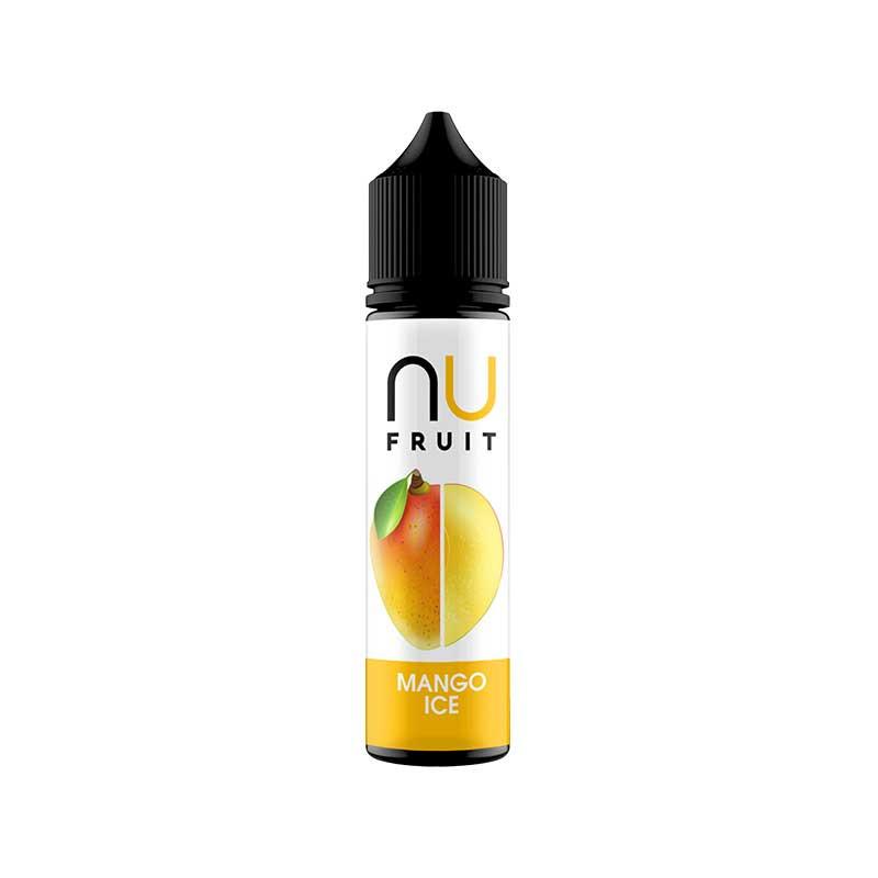 NU FRUIT MANGO ICE