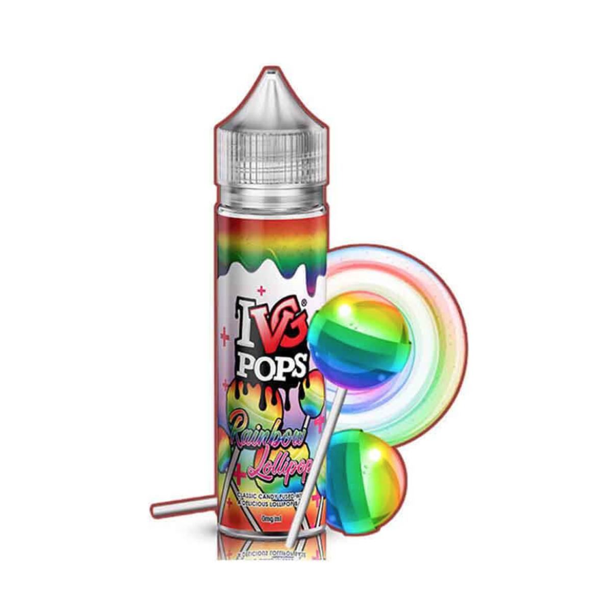 Rainbow Lollipop E-Juice 50ml