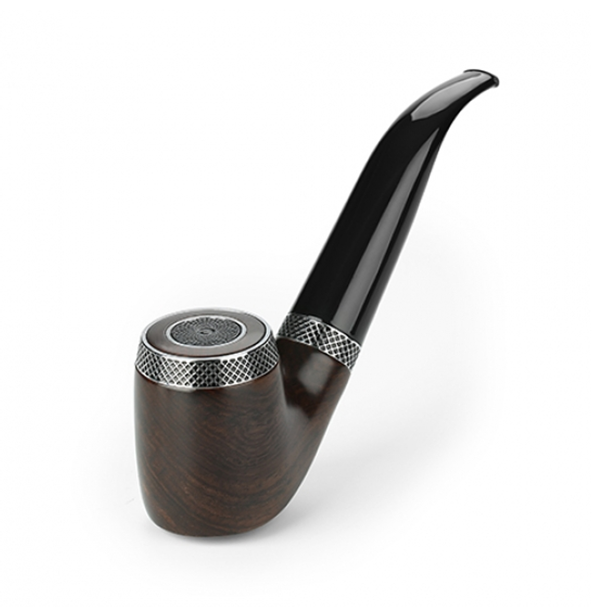 VapeOnly vPipe 3 Ebony e-Pipe - 1300mAh
