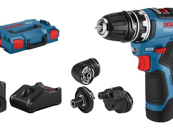 Skrutrekker/bor Bosch GSR 12V-35 FC
