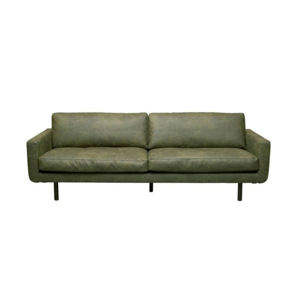 Genua sofa 3-seter Colorado green