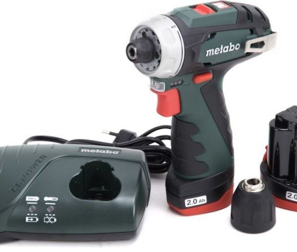 Metabo PowerMaxx BS Basic drill