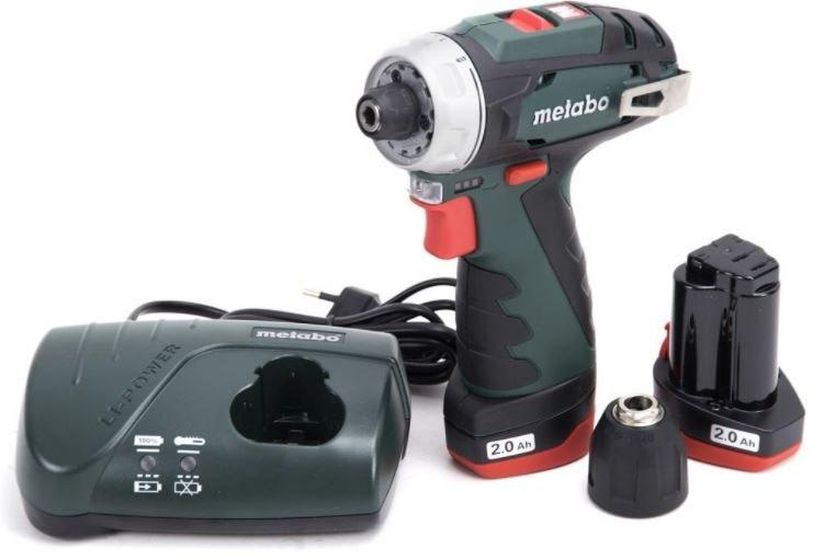 Metabo PowerMaxx BS Basic drill