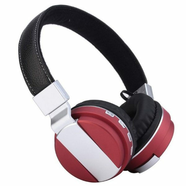 OXY Sound Headphone Rød/Hvit
