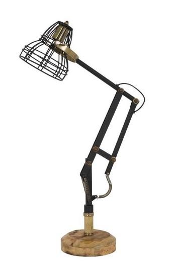 "Bordlampe - ""Nett"""