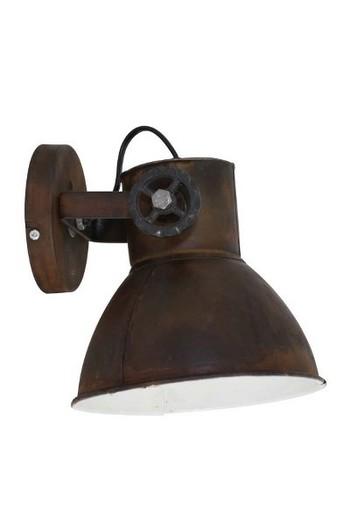 "Vegglampe - ""Rust"""