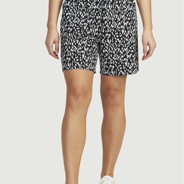 Mønstret shorts med lommer 2-pack'