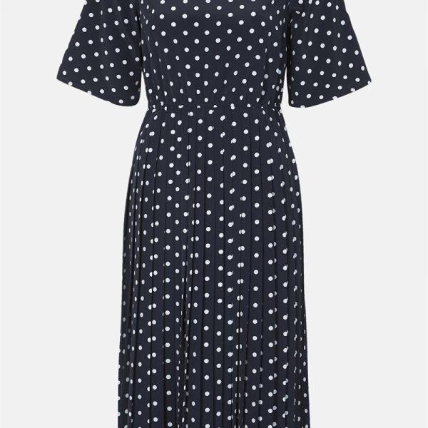 Prikkete kjole Eloise'