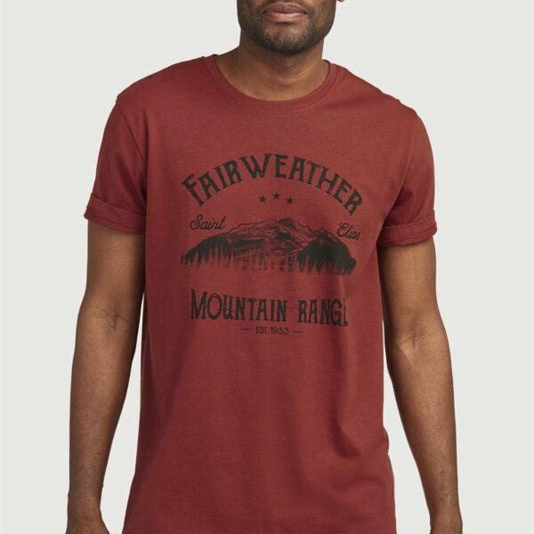 Komfortabel t-skjorte i jersey'