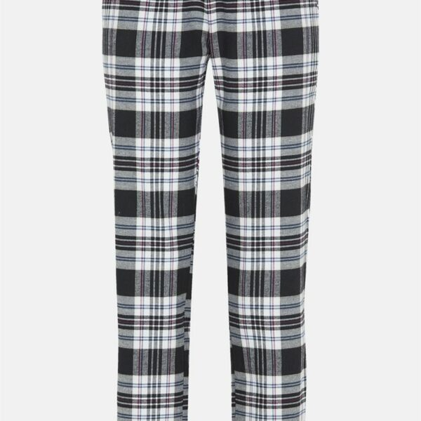 Pyjamasbukse i flanell'