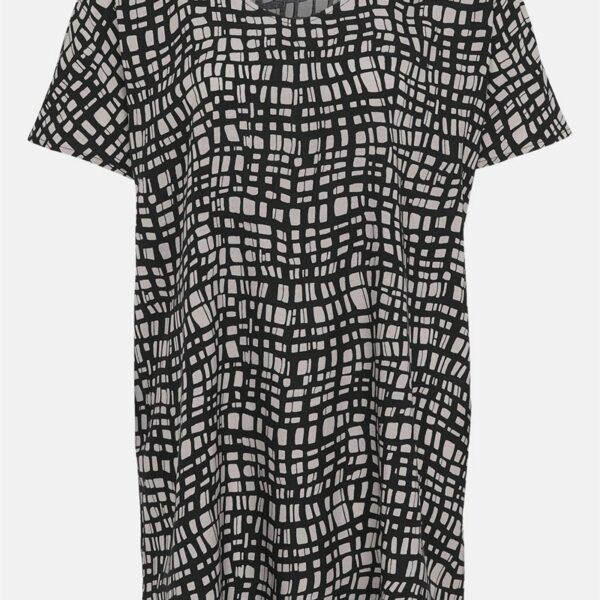 Mønstret tunika'