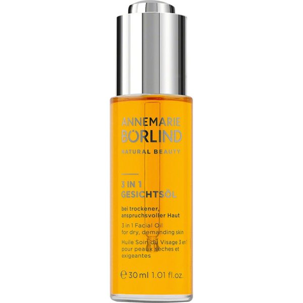 3-in-1 Facial Oil for dry