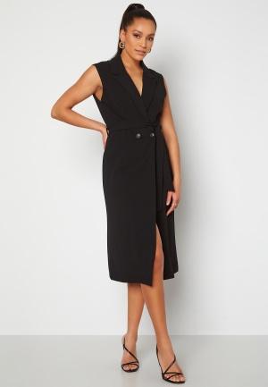 Alexandra Nilsson X Bubbleroom Vest Dress Black 48