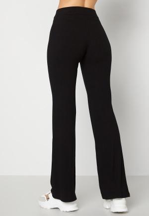 BUBBLEROOM Cozensa rib trousers Black XS