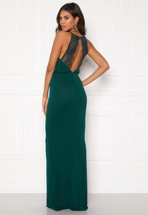 BUBBLEROOM Edina prom dress Dark green 38