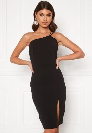 BUBBLEROOM Gabrielle midi dress Black 42