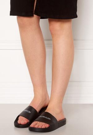 Calvin Klein Slide Sandals BEH Pvh Black 39