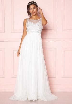 Chiara Forthi Alina Gown White 40