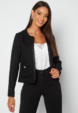 Chiara Forthi Lucette jacket Black 46