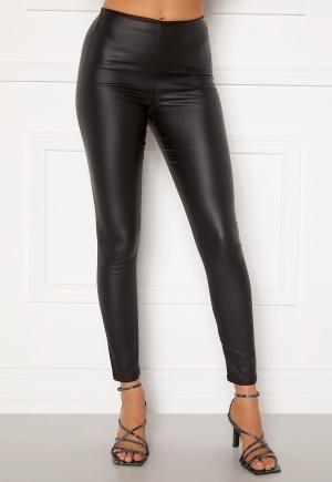 VILA Commit Coated Legging Black S
