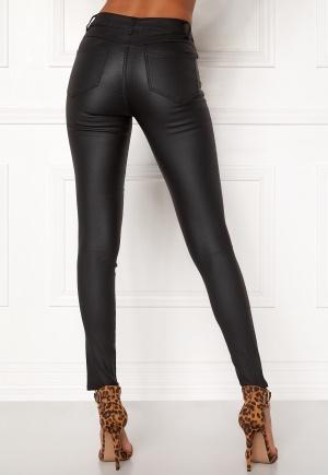 VILA Commit New Coated Jeans Black XL