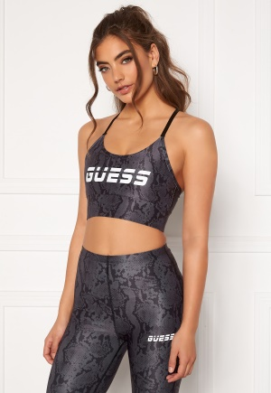 Guess Active Bra L Support Animal GBAMl XL