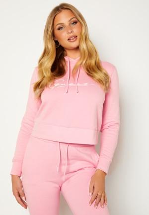 Guess Alexandra Hooded Sweatshirt G6S4 Taffy Light Pin XL