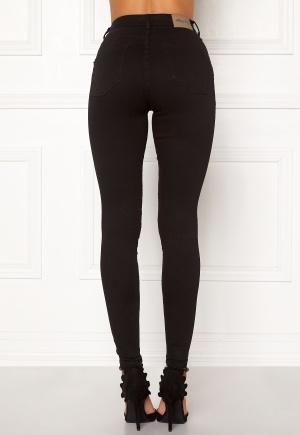 Happy Holly Amy push up jeans Black 46S