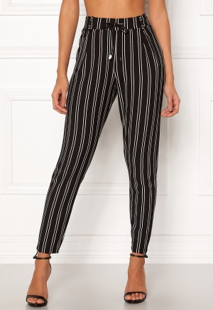 Happy Holly Cleo Trousers Striped 52/54