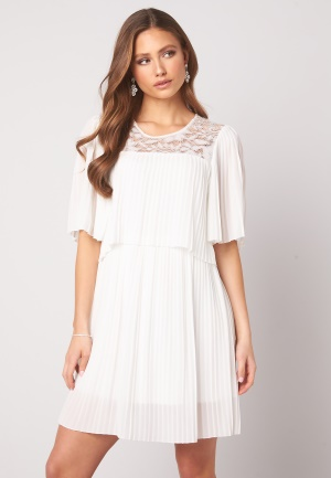 Happy Holly Jannica short dress White 32/34