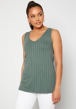 Happy Holly Mila sleeveless tunic Green 52/54