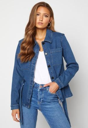 ICHI Nicole Jacket Medium Blue 38
