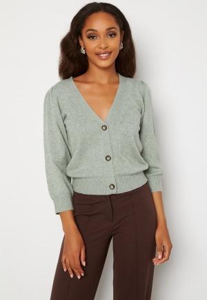 JDY Maja 3/4 Cardigan Knit Green Milieu L