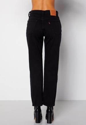 """LEVI""""S 501 Crop Jeans 0085 Black Heart 29/28"""