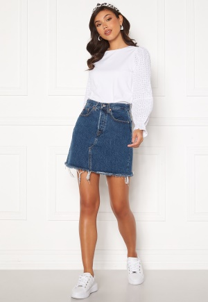 """LEVI""""S Hr Decon Iconic Bf Skirt 0009 Meet In The Mid 23"""