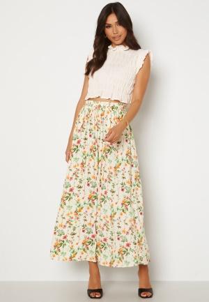 Object Collectors Item Lorena Long Skirt Sandshell AOP Alba 38