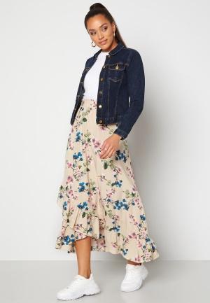 Object Collectors Item Paree Maxi Skirt Sandshell / Flower 44
