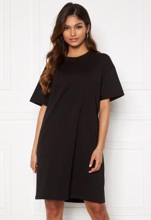 Pieces Ria SS Dress Black M