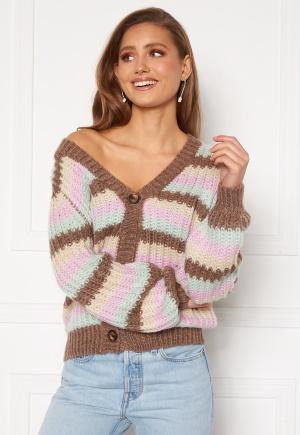 Sisters Point Lya Knit 201 Brown/Mint XL
