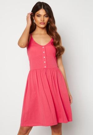 VERO MODA Adarebecca SL Short Dress Honeysuckle M