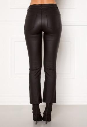 VERO MODA Sheila MR Kick Flare Coated Pant Black XS/32