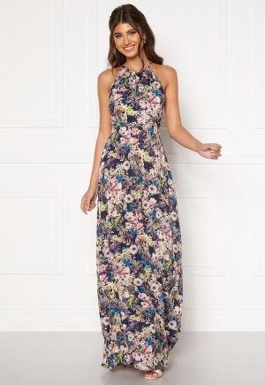 Zetterberg Couture Safira Long Flower Dress  36